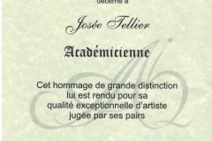 2019 titre Academicienne- AIBAQ